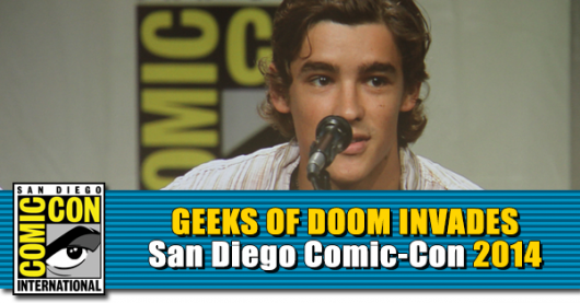 SDCC 2014: The Giver panel