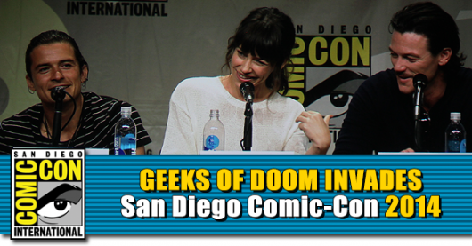 SDCC 2014: The Hobbit: The Battle of the Five Armies