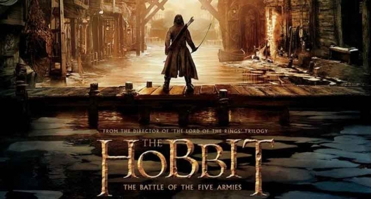 The Hobbit: The Battle of the Five Armies banner
