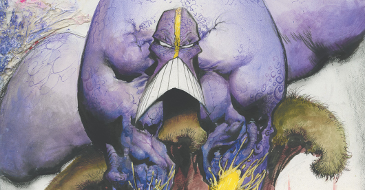 The Maxx: Maxximized, Vol. 1 review header