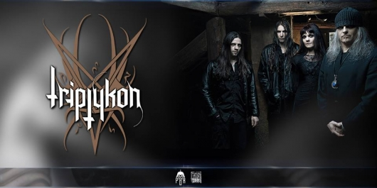 Triptykon Band and Logo