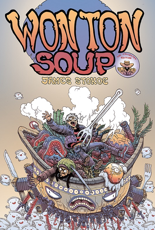 Wonton Soup by James Stokoe