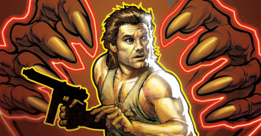 Big Trouble In Little China #3 review header