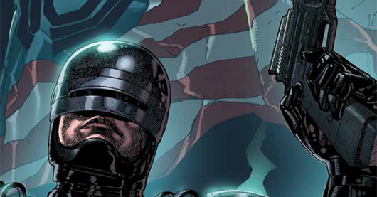 RoboCop #2 review header