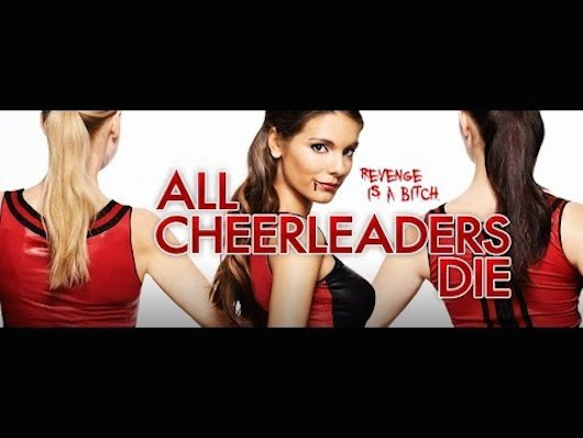 All Cheerleaders Die Poster Banner
