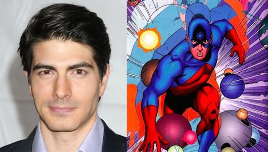 Arrow Brandon Routh The Atom