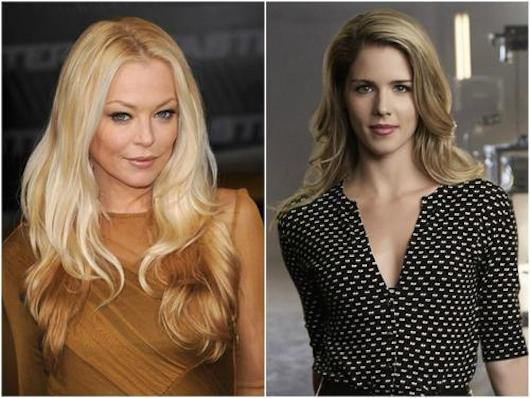 Arrow Charlotte Ross Emily Bett Rickards