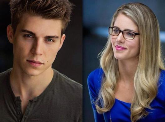 Arrow Nolan Funk Emily Bett Rickards