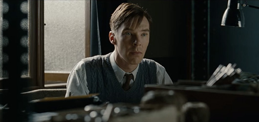 The Imitation Game Benedict Cumberbatch as Alan Turing