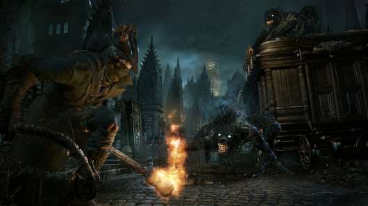 From Software's Bloodborne
