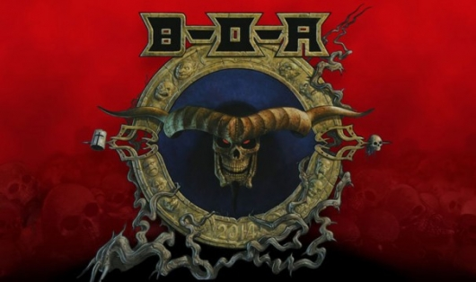 Bloodstock Open Air Festival 2014 logo