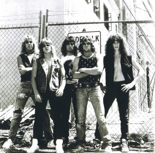 Flotsam and Jetsam Band Photo