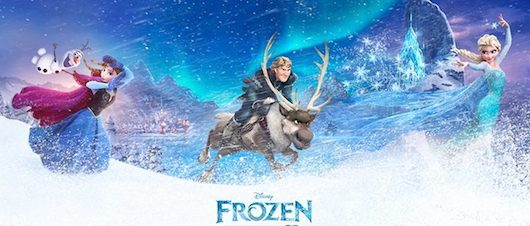 Frozen Movie Banner