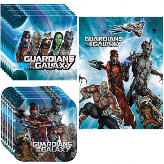 Guardians Of The Galaxy party pack