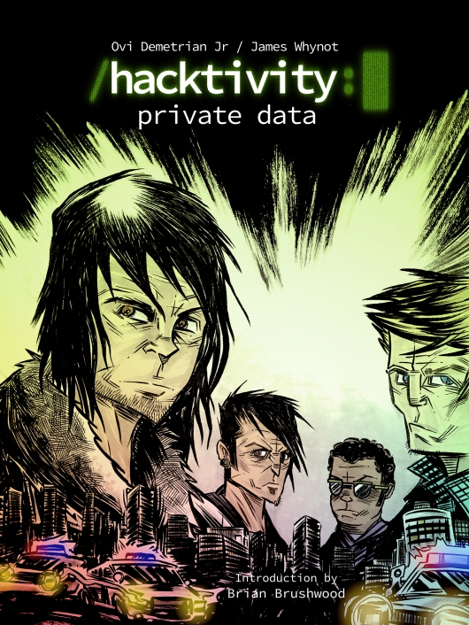 Hacktivity: Private Data cover
