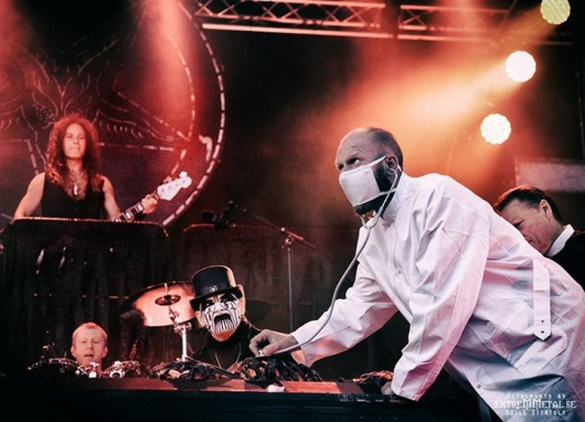 King Diamond Doctor Landau 2014 tour