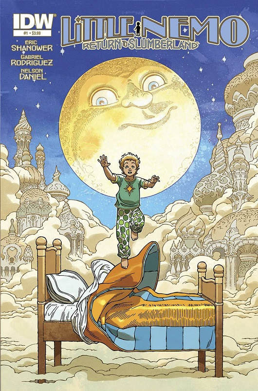 Little Nemo: Return to Slumberland #1 by Gabriel Rodriguez