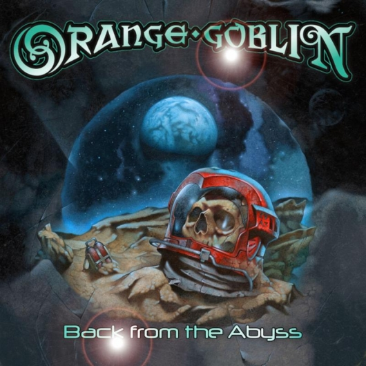 Orange Goblin Back From The Abyss Album Cover