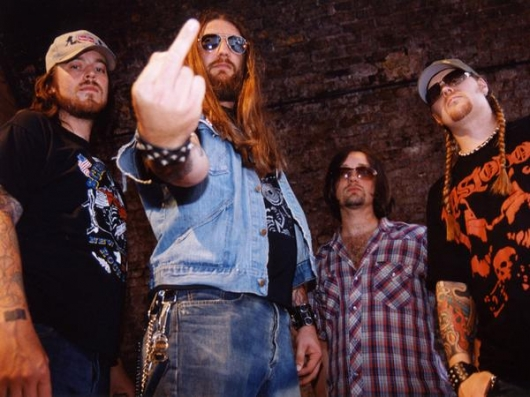Orange Goblin Band Photo