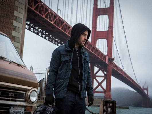 First Photo of Paul Rudd in Ant-Man