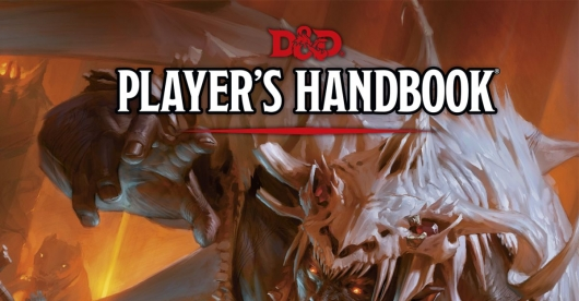 Player's Handbook Header