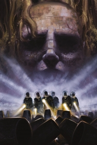 Prometheus: Fire and Stone #1 cover