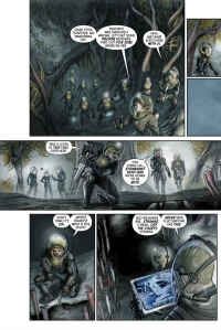 Prometheus: Fire and Stone #1 page 1