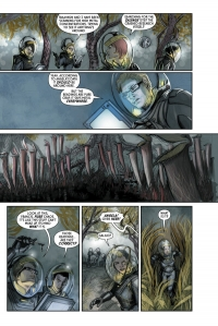Prometheus: Fire and Stone #1 page 2