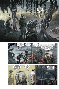 Prometheus: Fire and Stone #1 page 3