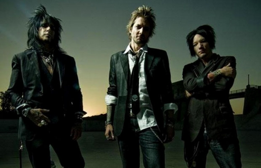 Sixx: A.M. Band Photo