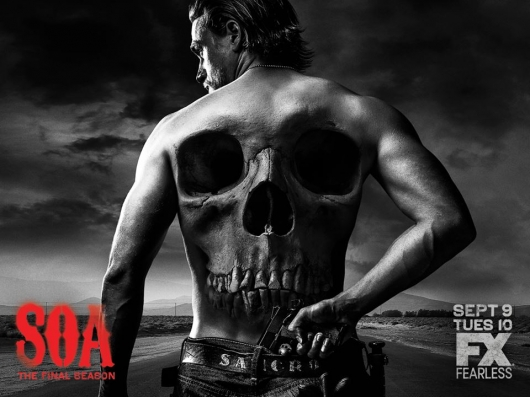 Sons of Anarchy Season 7 final season poster