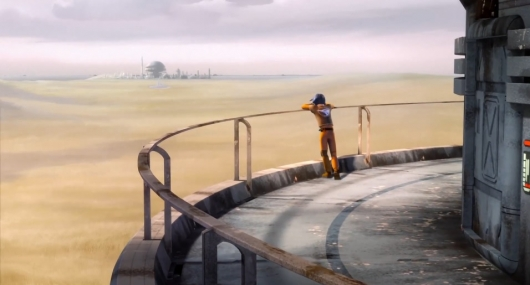Star Wars Rebels Extended Preview