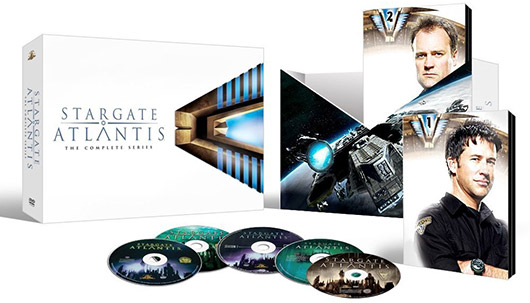 Stargate Atlantis: The Complete Series DVD box set