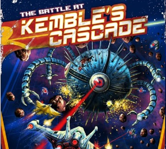The Battle at Kemble's Cascade box art