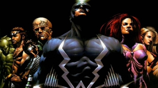 The Inhumans Header Image