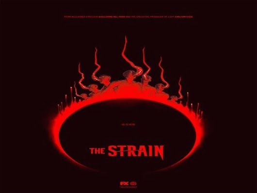 The Strain FX Logo Tentacles