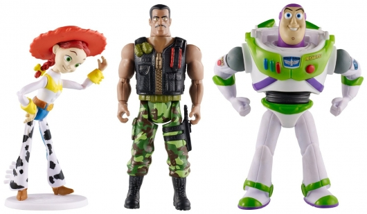 Toy Story of Terror figures 3-pack