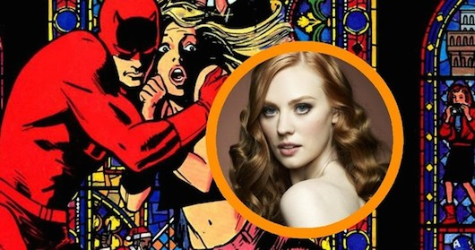True Blood Deborah Ann Woll Daredevil Karen Page