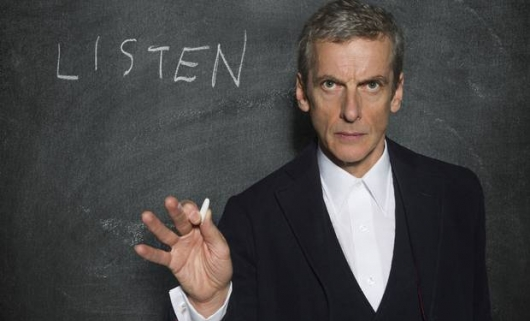 Peter Capaldi To Step Down After Next Season Of Doctor Who