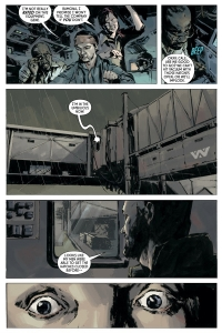 Aliens: Fire and Stone #1 preview page 8