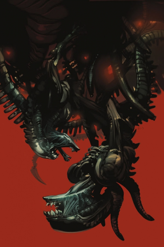 Aliens: Fire and Stone #1 variant cover