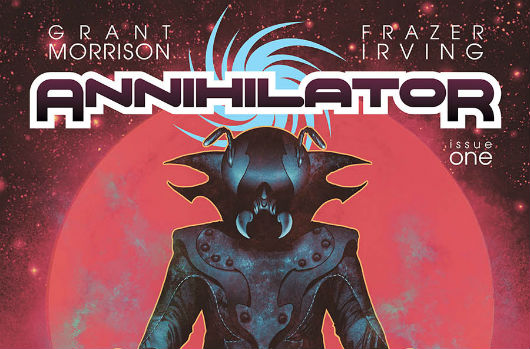 Annihilator #1 by Frazer Irving