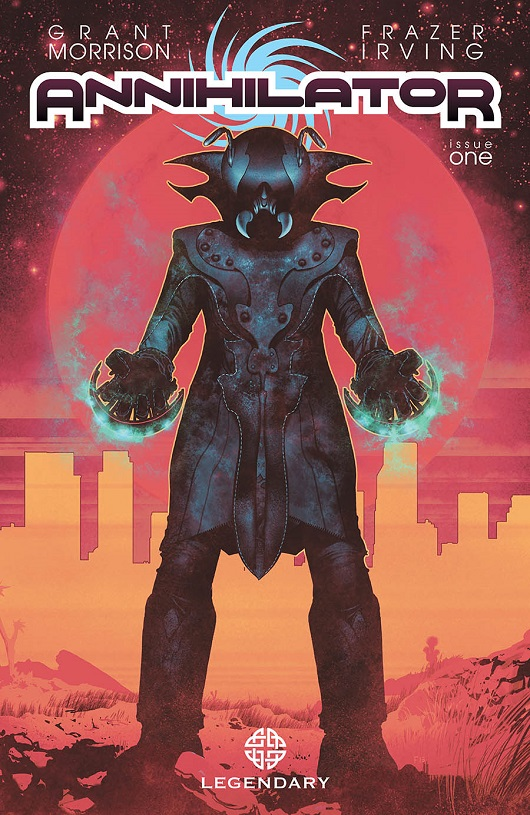 Annihilator #1 cover