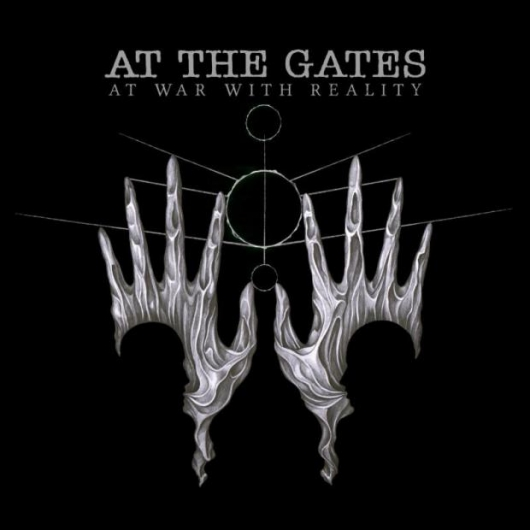 At The Gates At War With Reality Album Cover