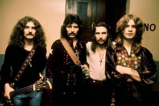 Black Sabbath Original Band Photo