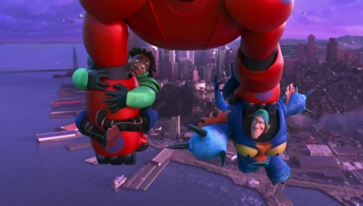 Disney and Marvel's Big Hero 6