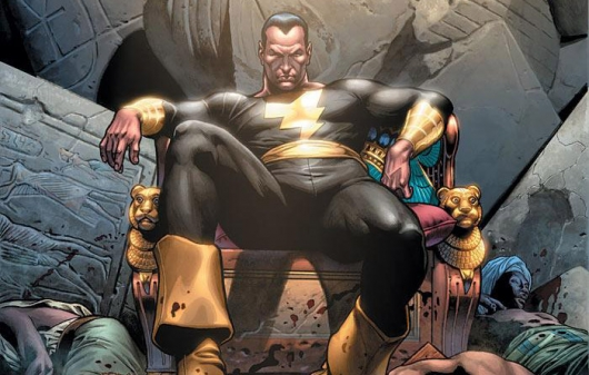 Black Adam DC Comics