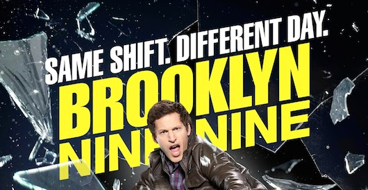 Brooklyn Nine-Nine S2 Poster