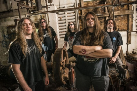 Cannibal Corpse Band Photo 2014