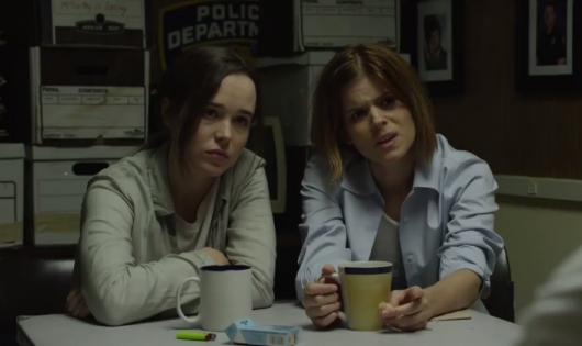 Ellen Page and Kate Mara Tiny Detectives Image